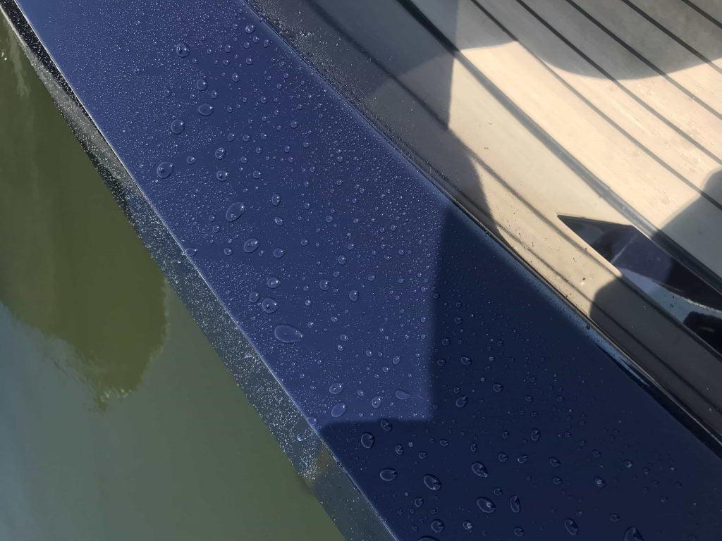 Hydrophobic Properties Ceramic Coatings
